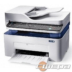 Копировальный аппарат Xerox WorkCentre 3025V/NI A4, P/C/S/F, 20 ppm, max 15K pages per month, 128MB, GDI, USB, Network, Wi-fi WC3025NI# - фото 2674413