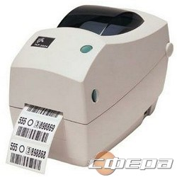 Zebra  принтеры Zebra TLP2824 Plus 282P-101120-000 Белый TT Printer, 203dpi, Euro and UK Cords, EPL, ZPL, Serial, USB - фото 2692007