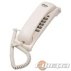 Телефон RITMIX RT-007 white Телефон проводной Ritmix RT-007 белый повторный набор, регулировка уровня громкости, световая индикац - фото 2705370