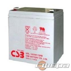батареи CSB Батарея HRL1223W (12V, 5.8 Ah) F2 - фото 2712229