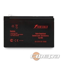 батареи Powerman Battery 12V/7AH CA1270 - фото 2712314