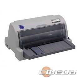 Принтер Epson LQ-630 C11C480019/C11C480141  A4, 24-pin, 360 cps, Parallel/USB  - фото 2715123
