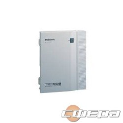 Оборудование для АТС Panasonic KX-TEB308RU аналоговая гибридная АТС мини 3 внешних и 8 внутренних линий (нерасширяемая) - фото 2715342