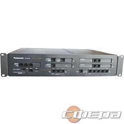 Оборудование для АТС Panasonic IP-АТС  KX-NS500RU  Основной блок (6 аналоговых внешних/16 аналоговых внутренних линий/2 цифровых внутренних) - фото 2717801