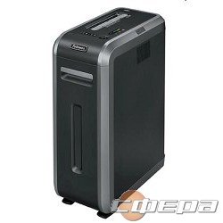 Уничтожитель Fellowes Шредер Powershred 125Ci FS-4612001/FS-4612002 100% Jam Proof, авт., 3,9x38 мм, 18 лст., 53 лтр., уничтожает: скобы, карты, скрепки, CD - фото 2724565