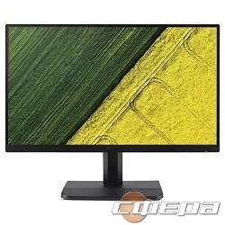 "Монитор LCD Acer 21.5"" ET221Qbd черный IPS LED 1920x1080 4ms 178°/178° 16:9 250cd DVI D-Sub - фото 2725653"