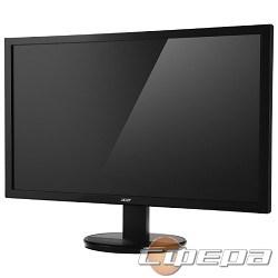 """Монитор LCD Acer 24"""" K242HLbd черный TN, 1920x1080 5мс 170°/160° 250cd/m2 D-Sub, DVI UM.FW3EE.002/UM.FW3EE.001 - фото 2725707"""