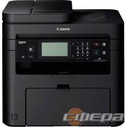 Принтер Canon I-SENSYS MF237w (копир-принтер-сканер, 23стр./мин.,  ADF, LAN, Wi-Fi, факс, A4) Замена MF216n  1418C121/1418C122 - фото 2729209