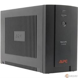 ИБП APC Back-UPS 1400VA BX1400U-GR евророзетки - фото 2748231
