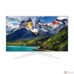 "Телевизор Samsung 43"" UE43N5510AUXRU белый FULL HD/100Hz/DVB-T2/DVB-C/DVB-S2/USB/WiFi/Smart TV (RUS) - фото 2809275"