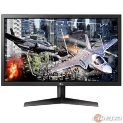 "Монитор LCD LG 23.6"" 24GL600F-B.ARUZ черный 1920x1080 144Hz 1ms 300cd 1000:1(Mega DCR) HDMIx2 DisplayPort AudioOut vesa - фото 2889984"