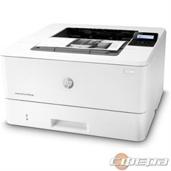 Принтер HP LaserJet Pro M404dn W1A53A A4, 1200dpi,38 ppm, 256 Mb, 2tray 100+250,Duplex, USB2.0/GigEth, PS3 , ePrint, AirPrint, 1y warr, cartridge 3000 in box, repl. C5J91A - фото 2891765