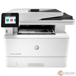 Принтер HP LaserJet Pro MFP M428fdw (W1A30A) p/c/s/f,A4,600x600dpi,up to 4800x600,256Mb,Duplex,2 trays 100+250,ADF 50,USB2.0+Walk-Up/GigEth/WiFi/NFC,ePrint,AirPrint,1y warr - фото 2898892