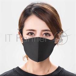 Многоразовая защитная угольная маска ЗИНГЕР - фото 2990961