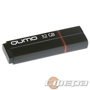 Носитель информации USB 3.0 QUMO 32GB Speedster QM32GUD3-SP-black