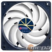 Вентилятор Case fan Titan 120x120x25mm Extreme PWM (TFD-12025H12ZP/KE(RB))