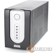 ИБП UPS PowerCom IMP-3000AP Line-Interactive, 3000VA / 1800W, Tower, IEC, USB