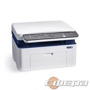 Копировальный аппарат Xerox WorkCentre 3025V_BI   A4, Laser, P/C/S, 20 ppm, max 15K pages per month, 128MB, GDI, USB, Wi-Fi (WC3025BI#)