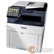 Копировальный аппарат Xerox WorkCentre 6515V/DNI A4, P/C/S/F, 28/28 ppm, max 50K pages per month, 2GB, PCL6, PS3, ADF, USB, Eth, Duplex, WiFi WC6515DNI#