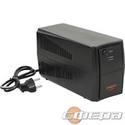 ИБП Exegate EP244541RUS ИБП Exegate Power  Back BNB-400  <400VA, Black, 2 евророзетки>