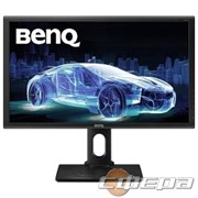 "Монитор LCD BenQ 27"" PD2700Q черный IPS LED 2560x1440 12ms 16:9 178°/178° 360cd HDMI DisplayPort miniDP USB2.0x2 1Wx2 AudioOut"
