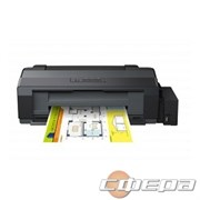 Принтер Epson Stylus Photo L1300  C11CD81402 A3+, 30 стр / мин, 5760x1440 dpi, 4 краски, USB2.0 C11CD81402
