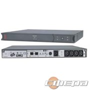 ИБП APC Smart-UPS SC 450AV SC450RMI1U Line-Interactive, 1U Rack/Tower, IEC
