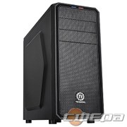 Корпус Case Tt Versa H25 Midi Tower Black, w/o PSU CA-1C2-00M1NN-00