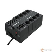 ИБП UPS CyberPower BS650E NEW 650VA/390W USB, (4+4 EURO) 272765