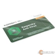 Программное обеспечение KL1171ROBFR Kaspersky Anti-Virus Russian Edition. 2-Desktop 1 year Renewal Card