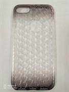 Силиконовый чехол для iPhone 7, арт. 009490 (Черный)