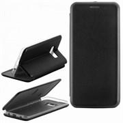 Чехол книжка Fashion Case для Samsung S8 черный