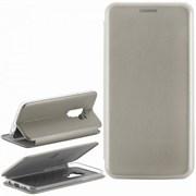 Чехол-книжка для Samsung Galaxy S9 Plus, арт.009805 (Серый)