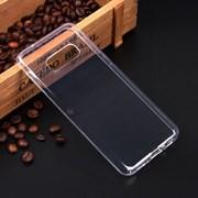 Силиконовый чехол для Samsung Galaxy S10e, 1 мм, арт.008291-1 (Прозрачный)