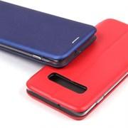 Чехол-книжка для Samsung Galaxy S10e, арт.009805 (Красный)