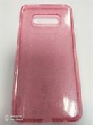 Чехол ТПУ для Samsung   S10e, арт.010831 (Розовый)